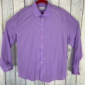 🔥Beverly Hills Polo Club Mens Long Sleeve Shirt